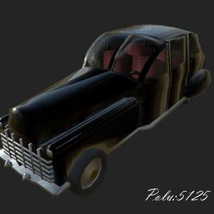 紳士式リムジン(Gentle Limousine)
