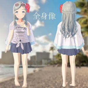 メリア オリジナル3Dモデル