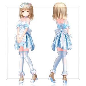 【3Dアバター】すずな【VRChat/VRM/パーフェクトシンク】