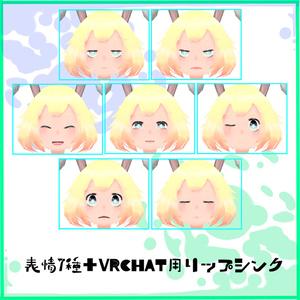 VRC向けオリジナル3Dモデル『いぞんうさぎ』