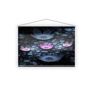 『純真の花束』タペストリー