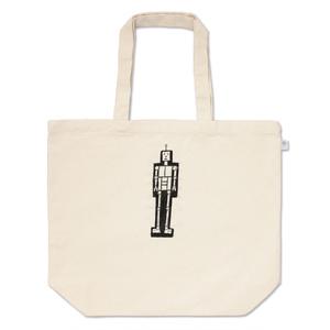 『哀愁のロボット』トートバッグ