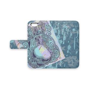 オリジナルiPhoneケース「断片の扉」