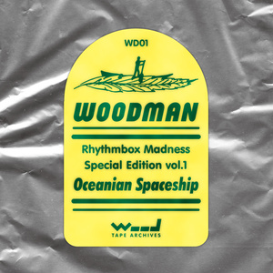 [WD01] WOODMAN / Oceanian Spaceship