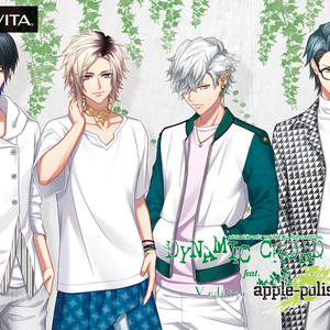 DYNAMIC CHORD feat.apple-polisher V edition 初回限定版