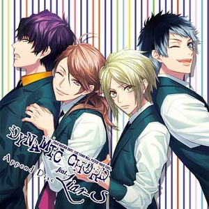 DYNAMIC CHORD feat.Liar-S Append Disc (通常版)