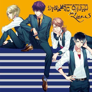 DYNAMIC CHORD feat.Liar-S(通常版)