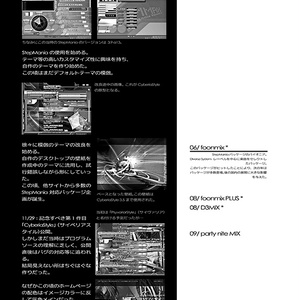 HISTORY OF CYBERIASTYLE 2+ ALL ABOUT CYBERIASTYLE 8