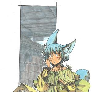 【色紙】船倉の幽霊