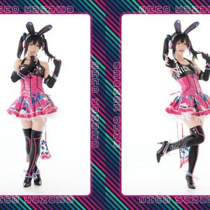 【C95新刊】パッシュー室井・にこ写真集(B5紙媒体38ページフルカラー)