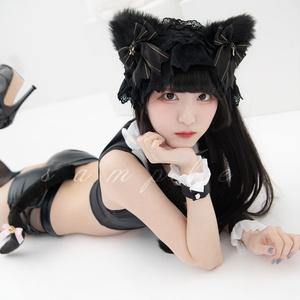 【C96新刊】みりっく「もしも黒猫を見かけたら」デジタル写真集