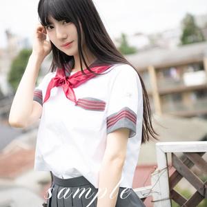 【C94新刊】みりっく「惑う少女写真集」デジタル写真集