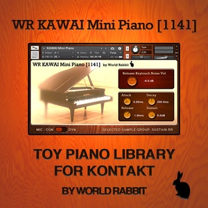 WR KAWAI Mini Piano [1141]