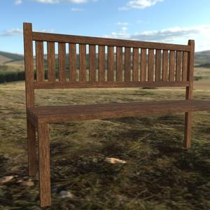 [VRchat推奨]お手軽ワールド作成キッド1 椅子 柵 石壁