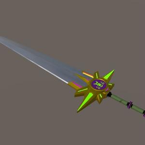 魔剣「七光」