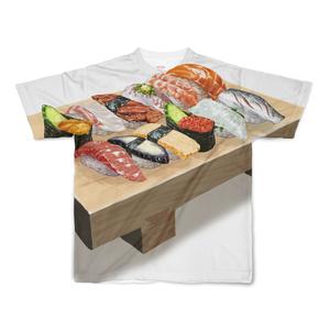 寿司Tシャツ・フルグラフィックバージョン