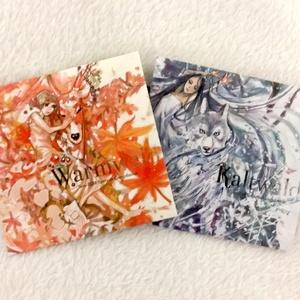 "Non-REM Records 3周年記念コンピレーション ""Warmwald"" & ""Kaltwald"""