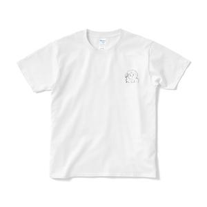 自失ひつじTシャツ