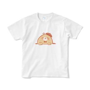 ひょっこりもぐらTシャツ