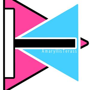 AmaryllisTerass公式ロゴステッカー(アナザー)