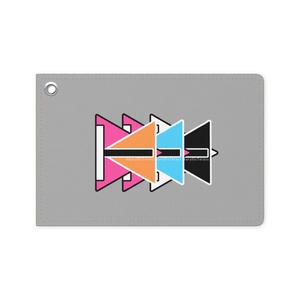 AmaryllisTerass公式ロゴパスケース