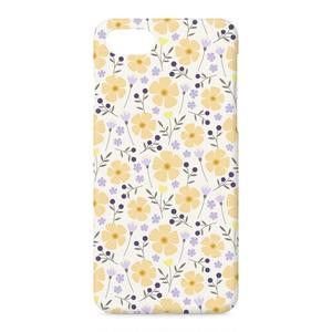 iPhoneケース Joy(Yellow)