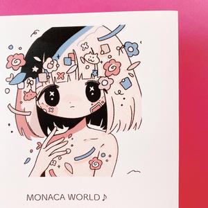 【画集】MONACAWORLD♪