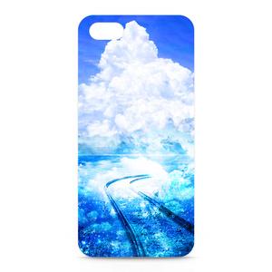 夏の・真ン中・行き〈iPhoneケース〉