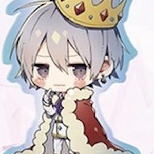 雪見×Rim 2man LIVE -Crystal Crown- アクリルスタンド