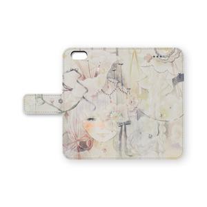 想い出 - 手帳型iphone5ケース