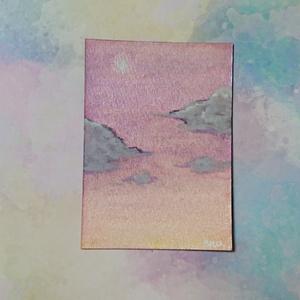 ATC原画『浮月-FUWARI-』