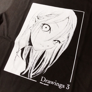 「Drawings 3」Tシャツ/メンズM