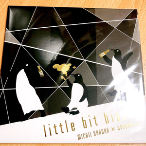 2ndEP『littie bit biased』
