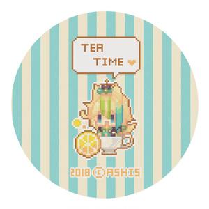 Tea Timeマステ