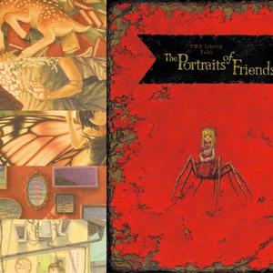 【頒布終了】イラスト集: The Portraits of Friends