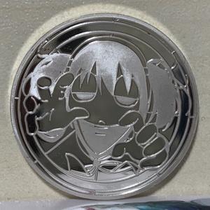 爆発電波コイン
