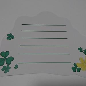 カタバミ メッセージカード