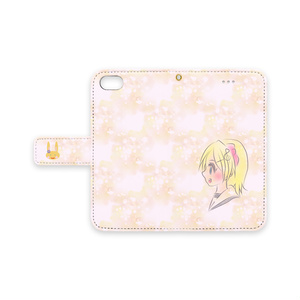 リンちゃんのふわかわiPhoneケース