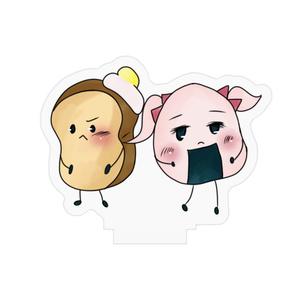【食べ物シリーズ】アクリルスタンド