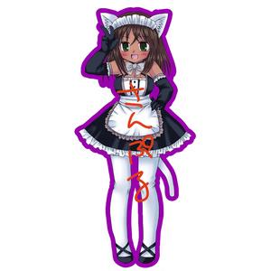 【アリス・ギア・アイギス】赤の広場制服シタラのアクリルフィギュア