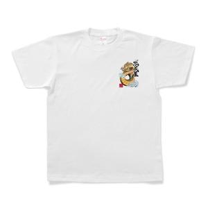 ワンポイント絵柄 Tシャツ