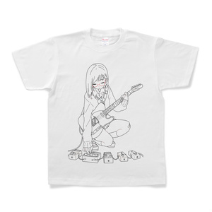 nocaster 線 Tシャツ