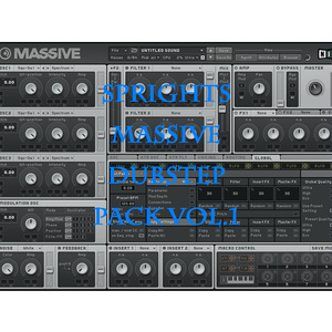 SprightS Massive Free Preset Pack Vol.01