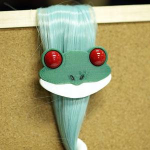 守矢の髪飾り