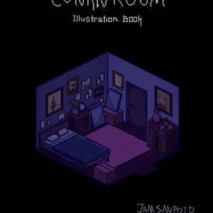 CONANROOM Illustration Book