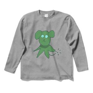犬Tシャツ(緑)