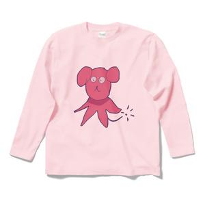 犬Tシャツ(赤)