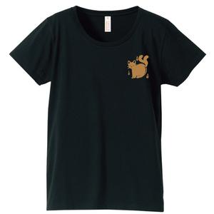 猫又ニャッ鬼夜行Tシャツ