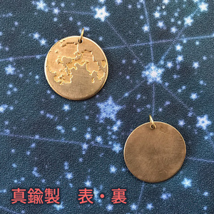 満月チャーム・ペンダントヘッド【送料込】
