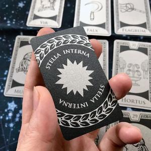【特装版】ルノルマンカード・Lenormand of Inner Star - Special Edition【送料込】